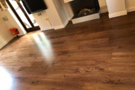 New Wood Flooring Laid in Oxford, we also offer floor sanding and sealing for wood floor refurbishment