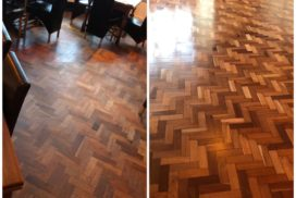 Floor sanding and refurbishment in Oxfordshire