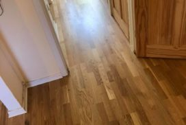 3 strip engineered Oak