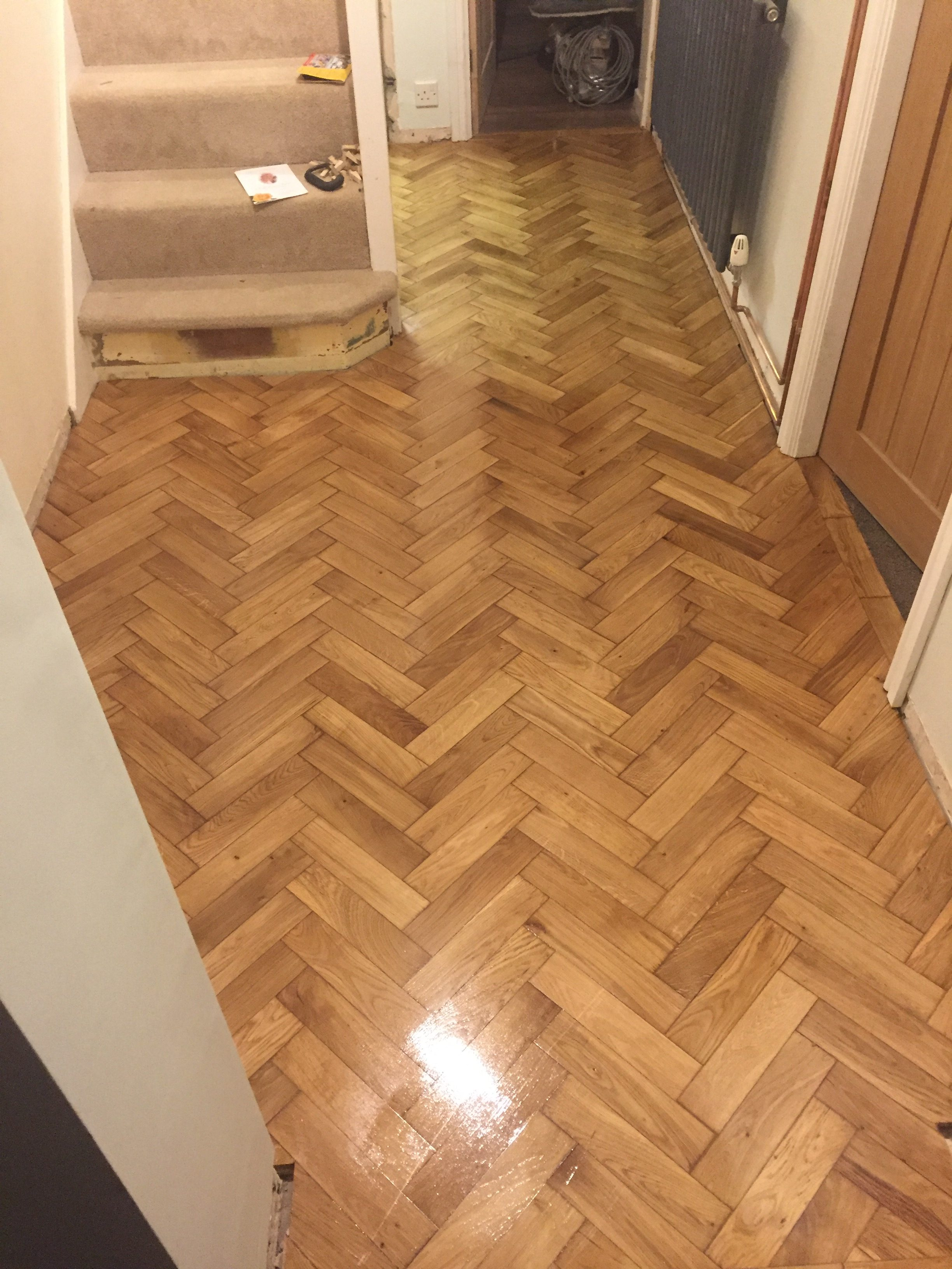 Parquet Flooring Sanding And Sealing Oxfordshire