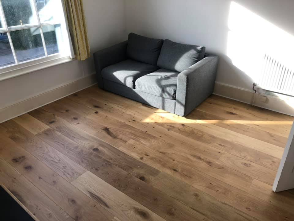 Engineered Oak Flooring in Oxfordshire