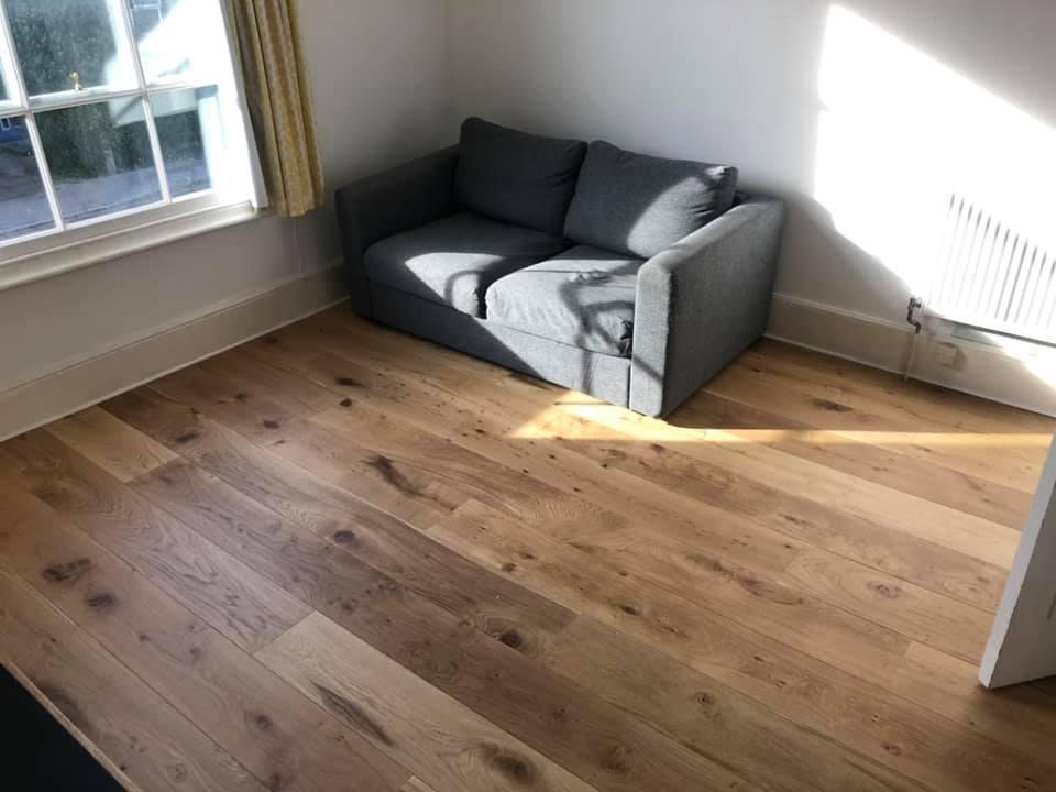 Engineered Oak Flooring in Oxfordshire