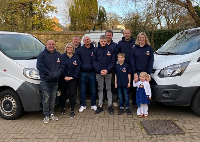 Headington Flooring Oxfordshire, The Team
